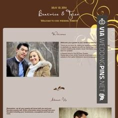 zach parise wedding website check out more great wedding website pics at