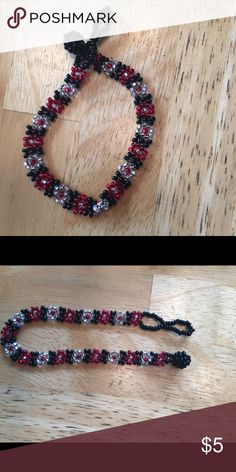 Beaded Bracelet Adjustable Beaded Bracelet Adjustable. price is negotiable, bundle & save 20%! Jewelry Bracelets