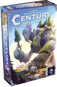 Century: Golem Edition - similar taste to Splendor