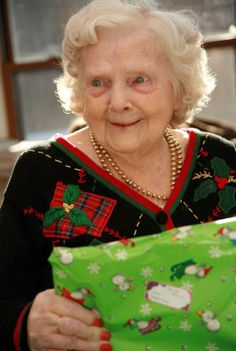 Top 10 Holiday Gifts for Seniors...ideas are always good, because we know how hard it is to find something they'll use and need...