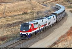 RailPictures.Net Photo: AMTK 42 Amtrak GE P42DC at Rocky, Colorado by Mike Danneman
