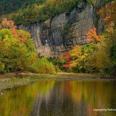 Photos - Google+  Buffalo River by Tim Ernst
