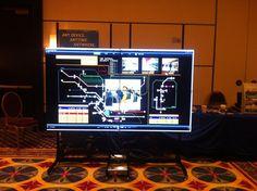Portable Video Wall www.trinityvideo.net