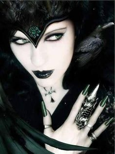 Gothic Cool  http://www.modemalaysia.blogspot.com/