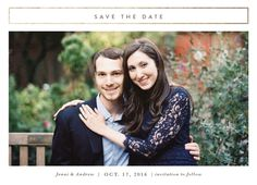 save the date cards - Chic Request by Sincerely Jackie