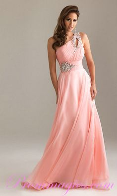This is so classy n beautiful! Why don't you go non traditional n go w/color? hahA! I would.  Google Image Result for http://www.prommagics.com/upfile/Prom%2520Dresses/2012%2520New%2520Arrival/High%2520Quality%2520Chiffon%2520Lady%25202012%2520New%2520Arrival%2520Coral%2520Prom%2520Dresses.jpg