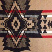 Brown, Black & Red Pendleton Fabric at Native Life Pendleton Fabric, Fabulous Fabrics, Nativity, Wool, Brown, Red, Life, Black, Black People