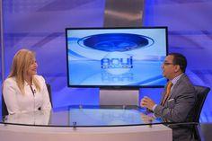 Ariadna Aybar explica modelo educativo usa la Universidad del Caribe