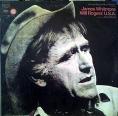 James Whitmore - Will Rogers' U.S.A.: buy 2xLP at Discogs