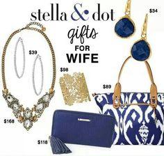 Give the gift of Stella & Dot! http://www.stelladot.com/ts/wiav5