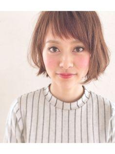 【GARDEN】2017 春 カジュアルショートボブ(北田ゆうすけ) - 24時間いつでもWEB予約OK!ヘアスタイル10万点以上掲載!お気に入りの髪型、人気のヘアスタイルを探すならKirei Style[キレイスタイル]で。