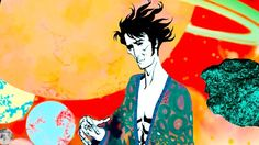 Neil Gaiman's writing a prequel to Sandman, to be released in November 2013.  Excited doesn't even begin to cover it...