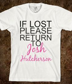 This shirt. Someone get me this shirt. Like, really, my birthday is in two weeks. HINT. HINT.