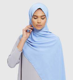 Serenity Peach Skin Hijab - £11.90 : Inayah, Islamic Clothing & Fashion, Abayas, Jilbabs, Hijabs, Jalabiyas & Hijab Pins