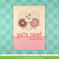 Sweet Friends | You're Sweet | Chari Moss