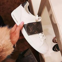 yes or no to these LV sneakers? x #millionmamas