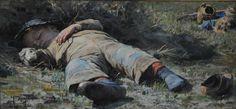 Sleeping Boy Jules Bastien-Lepage