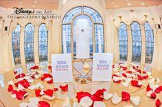 Beautiful unity candle at Disney's Wedding Pavilion #Disney #wedding #WeddingPavilion #unitycandle