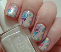 NOTD: Wonka`s Candy Factory @Luuux