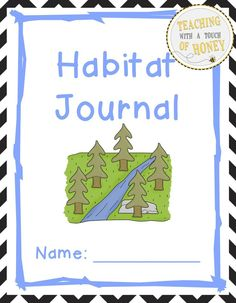 $ Need ideas to get your students writing? Promote writing with these habitat journal writing prompts.