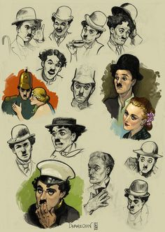 Studies of the Tramp by Kit Seaton