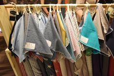 Fabrics sur #SalonCSF