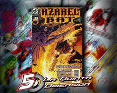 AZRAEL AGENT OF THE BAT # 64 REUNIÓN CON HUNTRESS. $ 50.00 Para más información, contáctanos en http://www.facebook.com/la5aDimension
