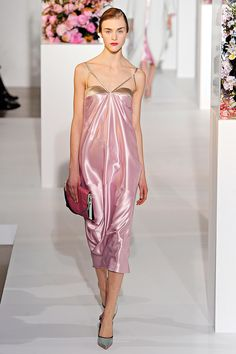 RAF SIMONS LEADING DIOR NOW! One of his last creations for Jil Sander.