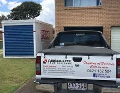 PODS containers for renovation storage Pods Moving, Self Storage, Commercial