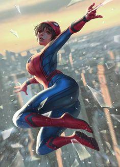 Spider Man Homecoming by kamiyamark