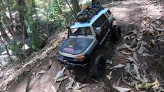 This video is about My very capable Remo Hobby 1093 ST truck, through water and climbing steep hills. I used the body of the HPI Venture FJ which pretty much. Fj Cruiser, Rc Cars, Trucks, Water, Water Water, Aqua, Truck, Cars