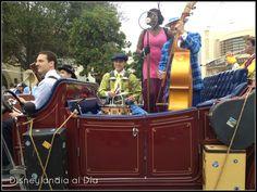 """""""Five & Dime""""~ Un espectáculo que te hará querer bailar! - #Disneylandia al Día™"""
