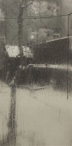 From the Window of My Atelier (Serie, 1940-1945) -by Josef Sudek source: MFA Boston