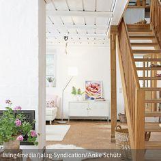 Wohnideen Treppenaufgang wohnideen interior design einrichtungsideen bilder die