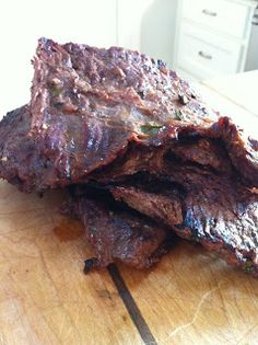 Authentic Carne Asada Marinade.  This marinade is really easy to make and makes any steak taste delicious.  Make sure you slice meat against the grain and this will always be a winner.-WJO