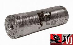 Vapor Joes - Daily Vaping Deals: DROP THE SLEDGEHAMMER: EHPRO'S NEW 26650 MECHANICA...