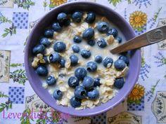 gyors vegán reggeli