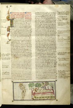Italy, Naples, between 1350 and 1375 Vitae patrum - Images from Medieval and Renaissance Manuscripts - The Morgan Library & Museum
