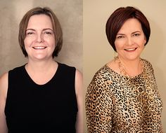 "MAGICAL MAKEOVER | CHATA ROMANO ""A phenomenal experience, a day I will never forget! I felt sensational, and got a new boost of self-confidence."" - Tanya Visit: http://chataromano.com/makeover/tanya-44-consultant/ #makeover #imageconsultant #beforeafter #style #fashion #SouthAfrica"