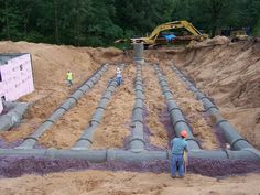 Earth Tube Design (for Earth Sheltered Homes)