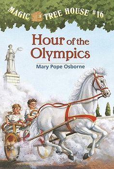 Hour of the Olympics / BookLodge Price: HK$35.00  (retail price: HK$50.00) / Jack and Annie are off on another adventure! This time they are sent to ancient Greece, where a very important event is taking place. Join them as they race against time and witness the very first Olympic games! / Available at www.BookLodge.com - Lowest Priced Chinese and English Online Bookstore for Children and Parents Worldwide!
