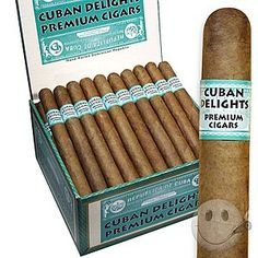 Cuban Delights - Cigars International