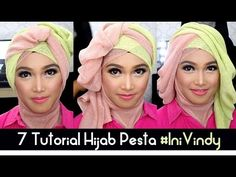 Tutorial Hijab Wisuda 2015 | Hijab Tutorial For Graduation | Do It Yourself - YouTube