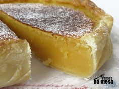 Portuguese Recipes - Food from Portugal Sweet Rice Pudding Recipe, Rice Pudding Recipes, Portuguese Desserts, Portuguese Recipes, Portuguese Food, Flan, Tart Recipes, Sweet Recipes, Fun Desserts