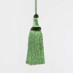グリーンカラーカーテンタッセル - カーテンタッセル - インテリア小物 | Zara Home 日本