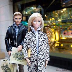 Barbie & Ken:)