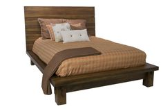 Ocean Queen Bed - Beds - Bedroom | Mor Furniture for Less