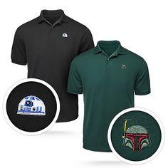 Star Wars Helmet Polos. For Treywerd