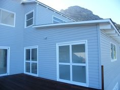 Our Hout Bay beach house