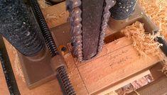 Timber Framing day 2